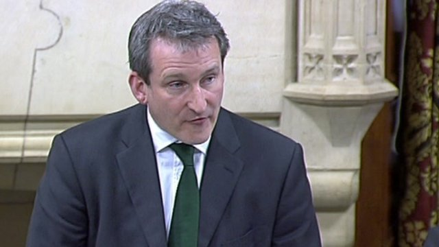 Conservative MP for East Hampshire, Damian Hinds