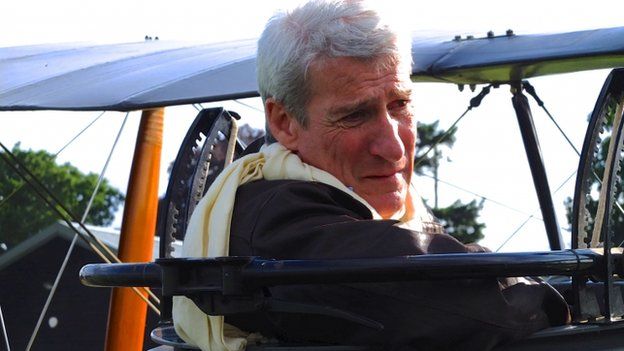 Paxman pictured on Britain's Great War in January 2014