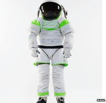 Z-1 space suit