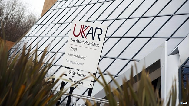 UKAR offices in Doxford, Sunderland
