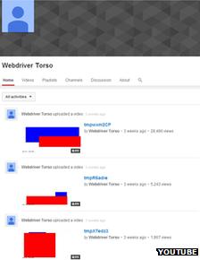 Webdriver Torso
