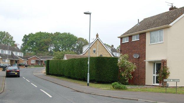 Rugge Drive, Eaton, Norwich