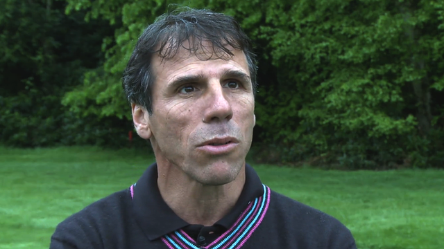 Chelsea's Champions League exit: Zola 'surprised' at Atletico