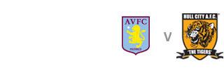 Aston Villa v Hull