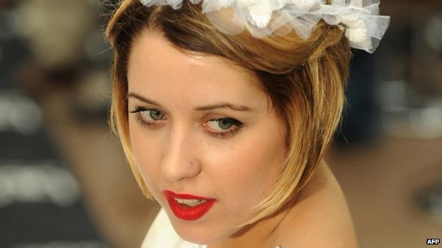 Peaches Geldof inquest due later...