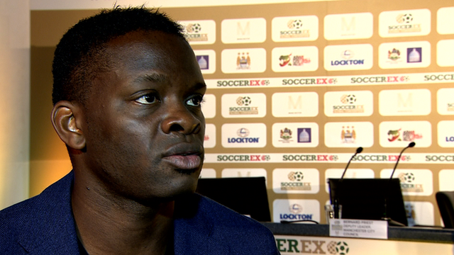Louis Saha discusses racism in football