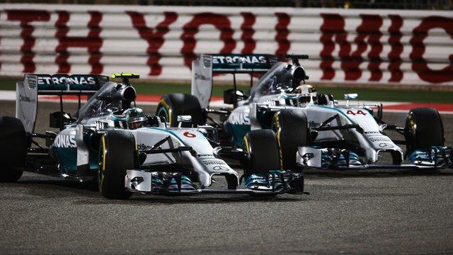 April's coolest moments: Hamilton, Rosberg, Bubba Watson & snooker