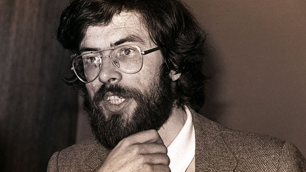 Gerry Adams in 1981