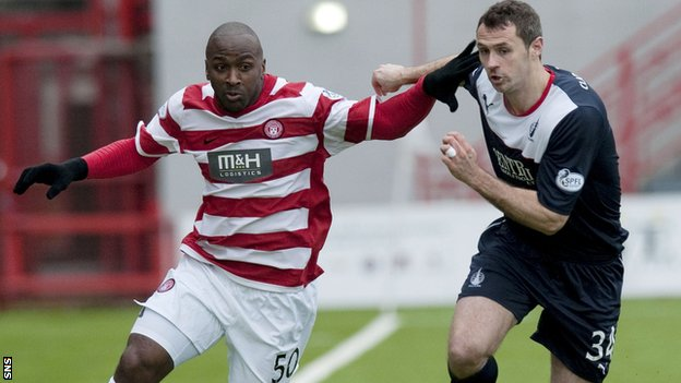 Jason Scotland and David McCracken