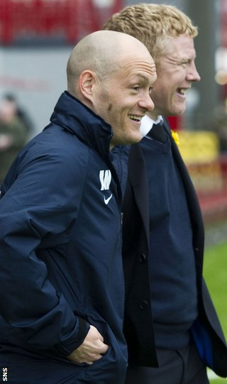 Alex Neil and Gary Holt
