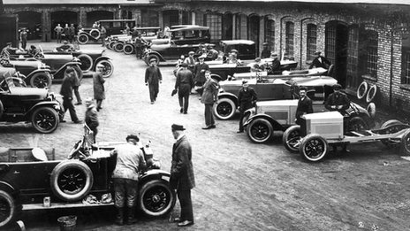 Fiat poland in the 1930s