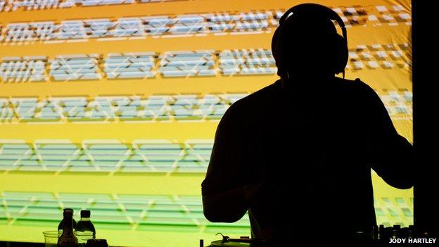 DJ at SFTOC 2013