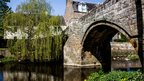Auld Canongate bridge