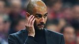 Bayern boss Pep Guardiola