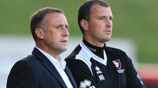 Mark Yates and Neil Howarth