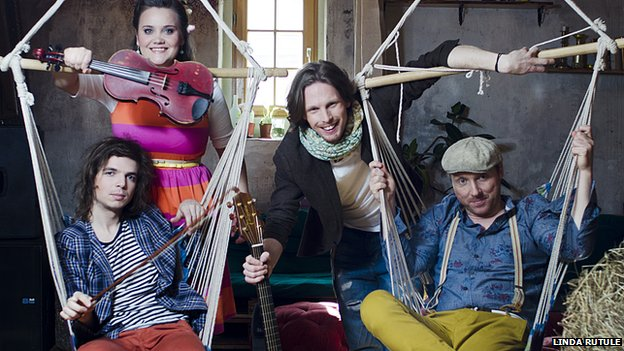 Aarzemnieki - Latvia Eurovision entry
