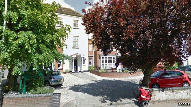Heathcote residential home