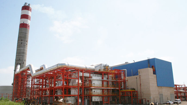 Essar power station in Gujarat