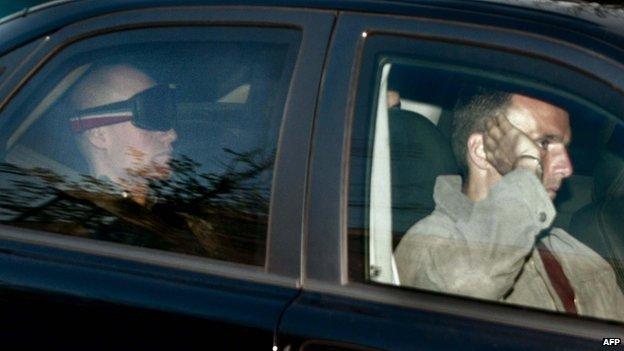 Volkert van der Graaf in custody - file pic