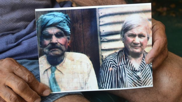 Raymond Satour's great-grandparents