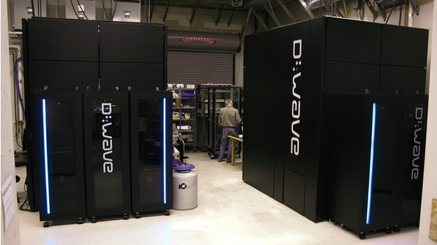 D-Wave machines