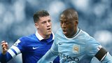 Ross Barkley, Yaya Toure
