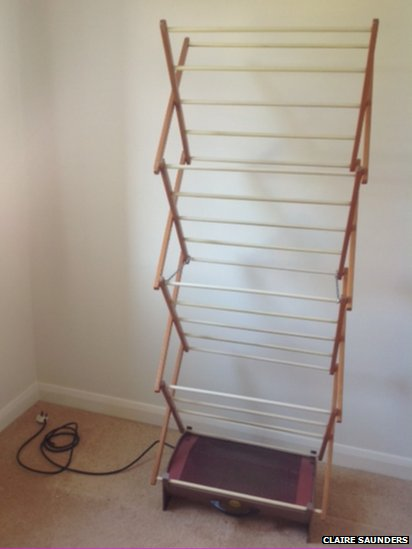 Modeq electric clothes airer