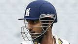 Warwickshire batsman Varun Chopra