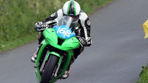 Noel Murphy died in the Tandragee 100 on Saturday
