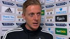 Swansea head coach Garry Monk