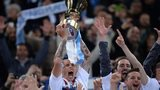 Napoli lift the Italian cup