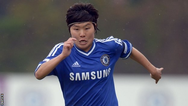Chelsea's Ji So-Yun