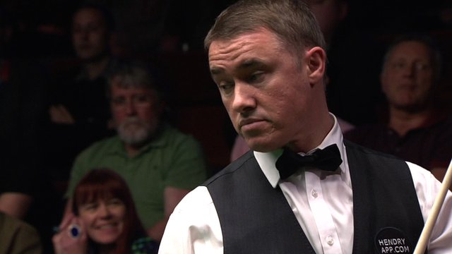 Archive: Stephen Hendry hits third Crucible 147 in 2012