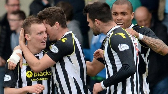 Highlights - St Mirren 1-0 Ross County