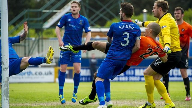 Highlights - Inverness CT 1-1 Dundee Utd