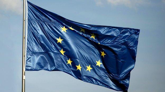 European flag