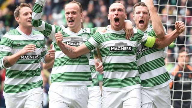 Highlights - Celtic 5-2 Aberdeen
