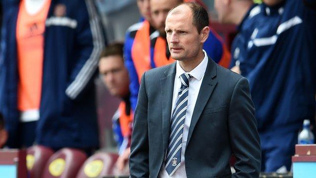 Interview - Kilmarnock boss Allan Johnston
