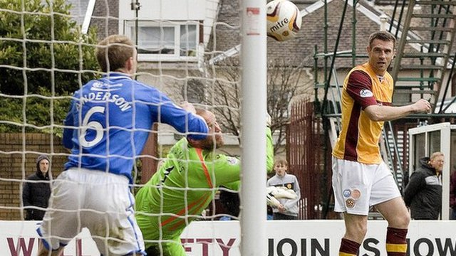 Highlights - Motherwell 2-1 St Johnstone