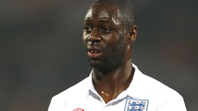 Ledley King 'guilt' at 2010 World Cup injury