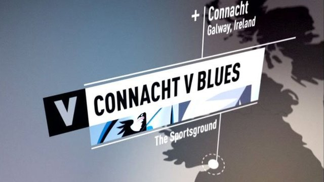 Connacht v Cardiff Blues