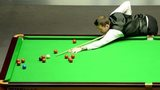 Mark Selby at the Crucible