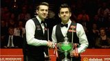Mark Selby and Ronnie O'Sullivan