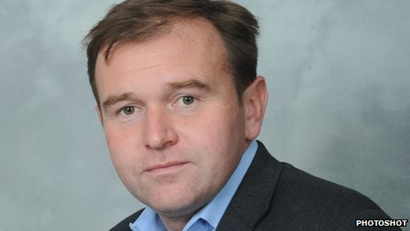Farming Minister George Eustice