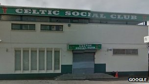 celtic social club london road