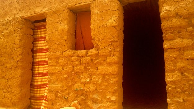 House in Agadez, Niger (May 2014)