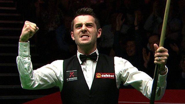 Selby beats O'Sullivan to win world title