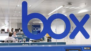 Box headquarters in London