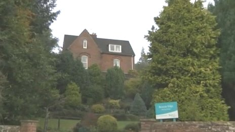 Beacon Edge nursing home, Penrith
