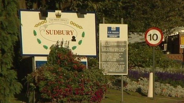 HMP Sudbury